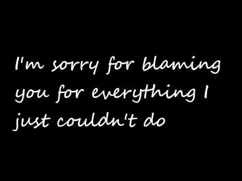 Hurt - Christina Aguilera Lyric (Fitri I'm Sorry, Have You To Forgive Me ? ).mp4