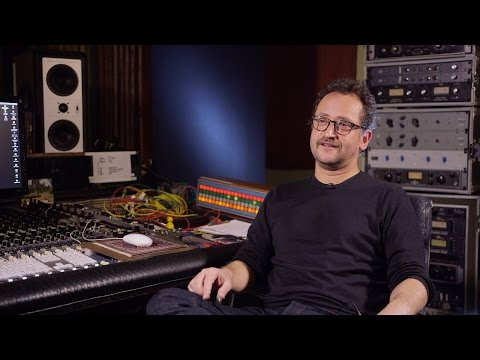 Nicolas Vernhes: Studio Interview