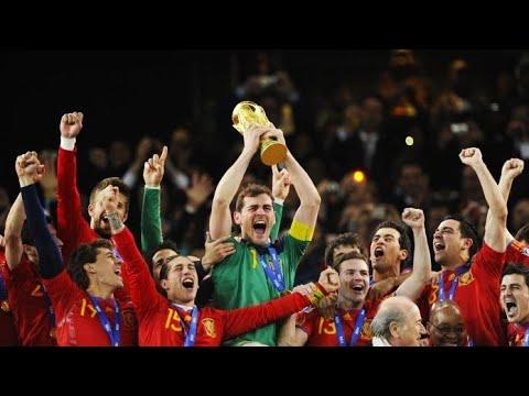 Футбол, испания кубок мира- 2010