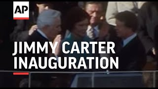Inauguration of President Jimmy Carter, Part 1