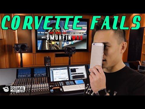 7 Corvette Fails