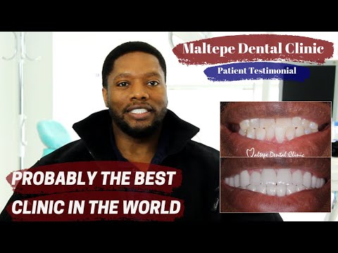 Dental Implant Experience in Turkey, Patient Review 2019 Istanbul | Maltepe Dental Clinic