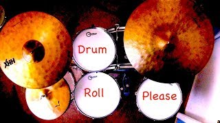 Jazz Drum Lesson: Rolling Around the Drums