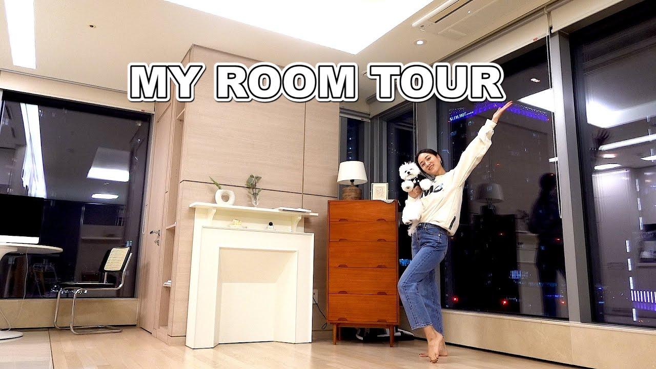 月租1万2千RMB的单间长什么样?Room Tour with me ❤️