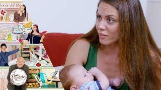 Elisa arriesgará a su bebé por malos consejos | La salud no tiene... |Como dice el dicho