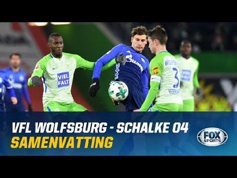 wolfsburg schalke highlights
