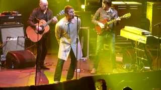 LIAM GALLAGHER/THE CHARLATANS 'MY SWEET LORD' @ ROYAL ALBERT HALL, LONDON 18.10.13