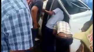 Accidente de tránsito deja un fallecido en el municipio de Santa Ana Petén.