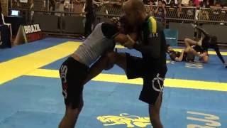 Final do Ceonato Brasileiro de Jiu Jitsu sem Kimono 2016