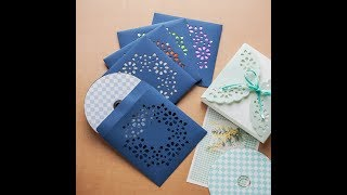Canvas Project : Paper CD/DVD Sleeve