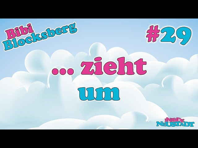 Inside Neustadt - Der Bibi Blocksberg Podcast #29 Bibi zieht um