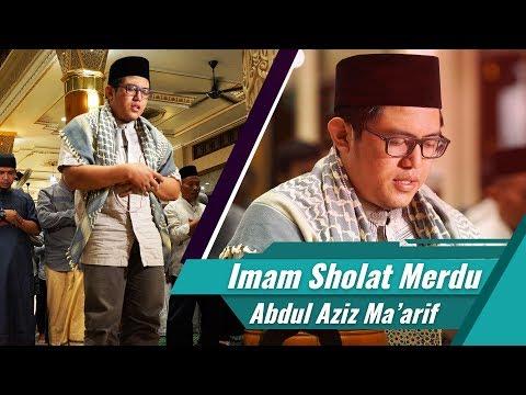 Imam Sholat Merdu || Surat Al Ankabut 51 61 || Ustadz Abdul Aziz Ma'arif Al Hafidz