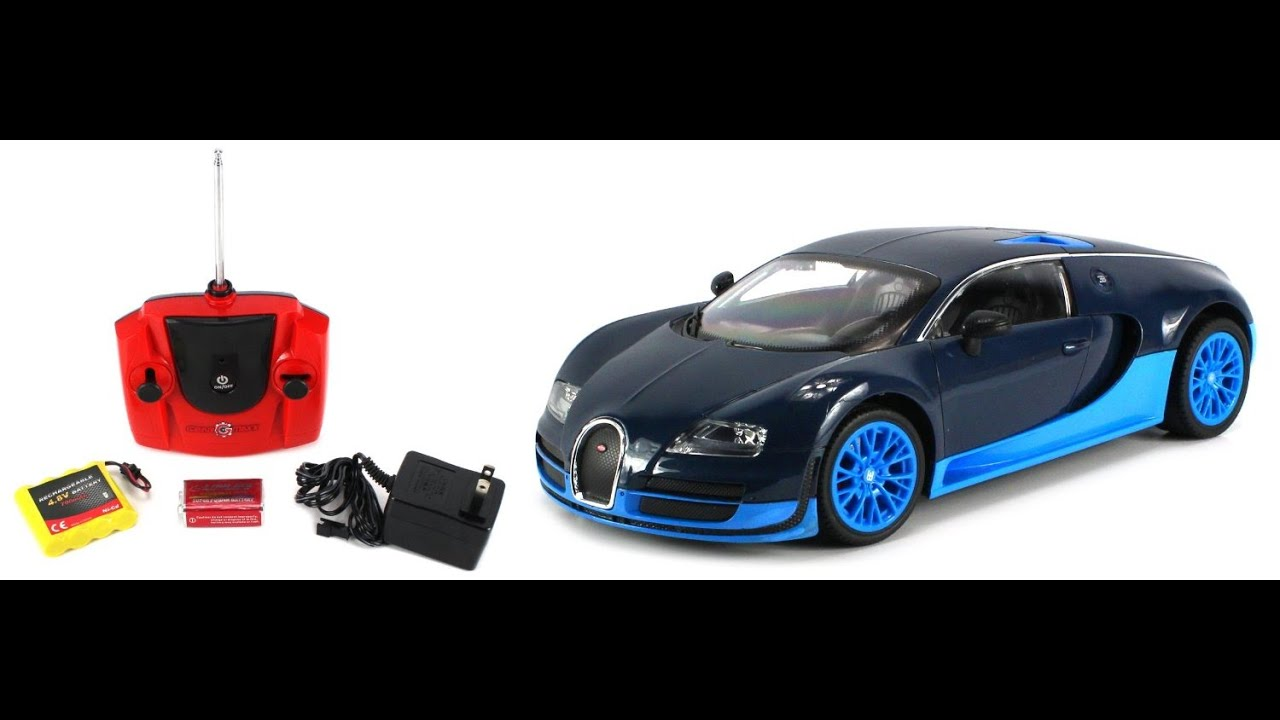 Bugatti Veyron 164 Grand Sport Vitesse Electric Rc Car 116 Scale