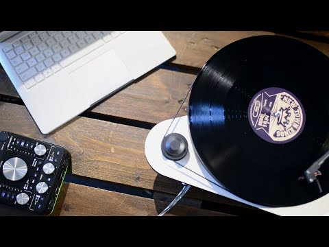 AudioFuse Tutorials: Episode 3 - Working with vinyl records