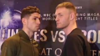 BEEF FROM BLACKPOOL! - BRIAN ROSE v JACK ARNFIELD - HEAD TO HEAD @ FINAL PRESS CONFERENCE