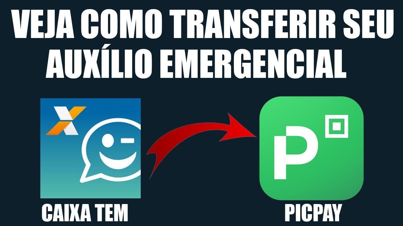 ANTECIPE AGORA O SAQUE DO AUXILIO EMERGENCIAL pelo PICPAY!  MELHOR MÉTODO! 🤑