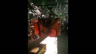 Сварка рельсов(, 2016-07-23T13:31:38.000Z)