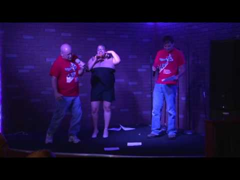 """""""Call Me Maybe"""" Mash-Up by """"White Girl Wasted"""" - Seattle Karaoke League"""