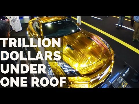TRILLION DOLLARS in DUBAI! | HamiVlogs