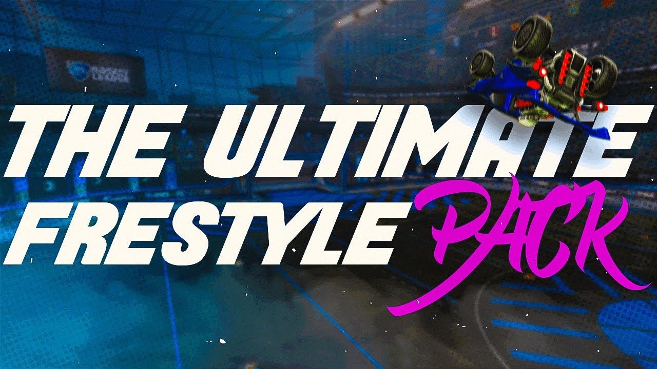 The ULTIMATE Freestyle Training Pack
