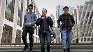 ChinksInTheArmor- SKIP DAY (Official Music Video)