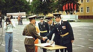 Wunsdorf-Вюнсдорф: Ранет, 1991 год.