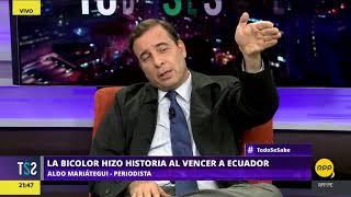 Todo Se Sabe │Entrevista a Aldo Mariátegui