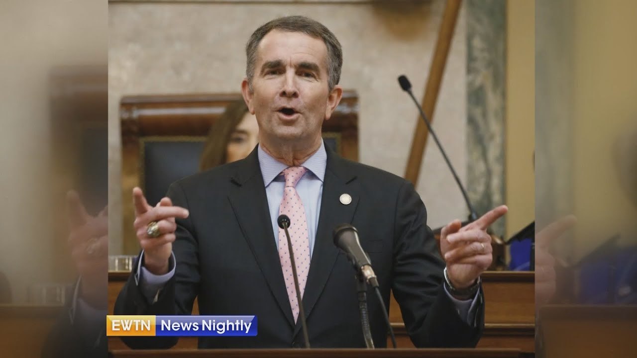 Virginia Governor Makes it a Crime More Than 10 People to Attend ...