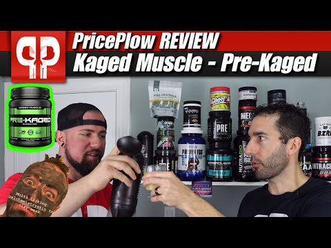 Pre Kaged Flavor Review \u0026 Ben's Story about Kris Gethin