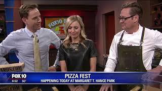 4th Annual Pizza Fest