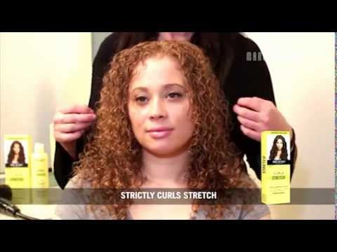 Stretch, Lengthen & Loosen Curls - Strictly Curls STRETCH