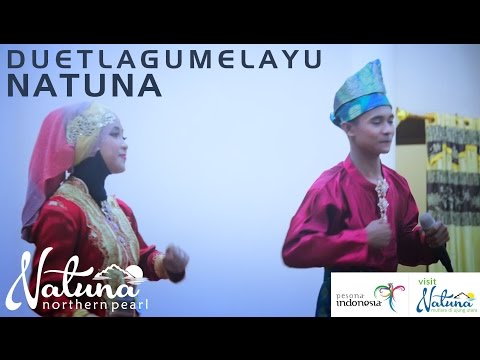 Lomba Duet Lagu Melayu Natuna - KOMUNA #PanitiaKece