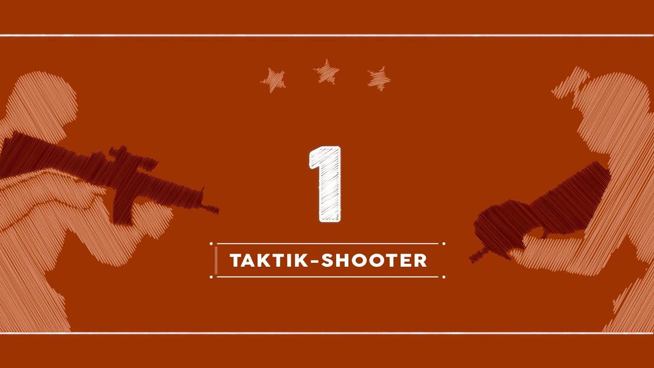 die besten shooter spiele