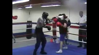 TENTH ROUND BOXING CLUB/ Tim Witherspoon Jr