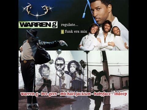 Warren G - Regulate (g funk era mix)