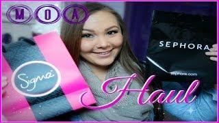 ♥ MOA Haul ♥ (Sigma, F21, Sephora) Thumbnail