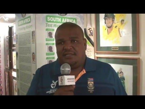 Interview of Lawrence Mahatlane Head Coach of SA U19 World Cup Team