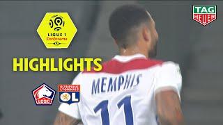 LOSC - Olympique Lyonnais ( 2-2 ) - Highlights - (LOSC - OL) / 2018-19