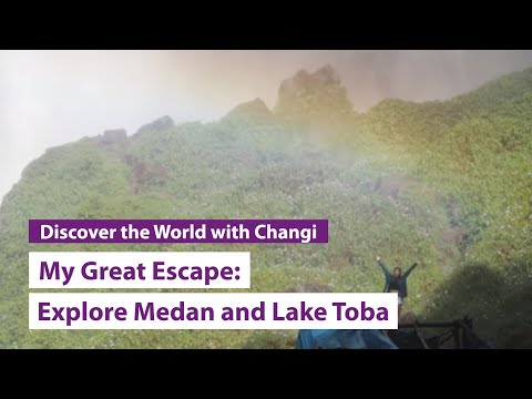 My Great Escape: Medan & Lake Toba