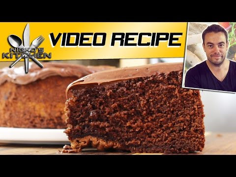 How to make Chocolate Cake | Nicko's Kitchen