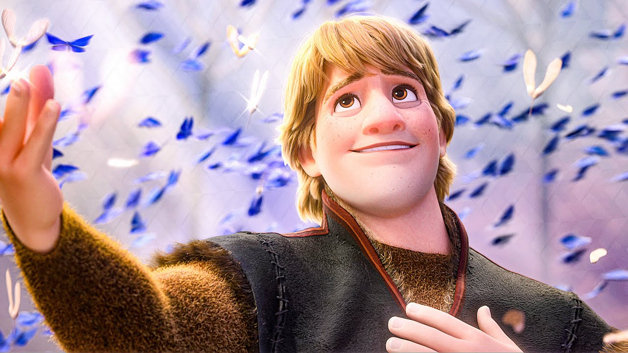 Watch Anna Do You Want To Marry Me Scene Frozen 2 2019 Movie