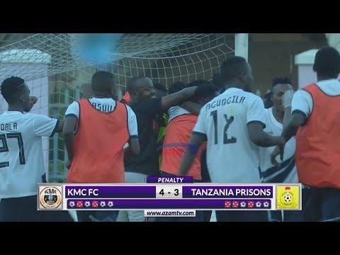 KMC FC vs Tanzania Prisons: Highlights, mikwaju ya penati na interviews: (ASFC – 21/12/2018)