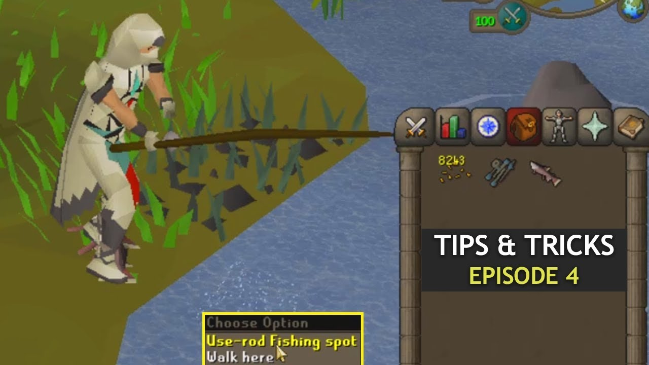 Awesome Tips & Tricks for Oldschool Runescape (EP4)