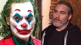 Joker Movie Controversy & Joaquin Phoenix's Viral Interview Explained