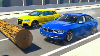 EXTREME CRASHES #151 - BeamNG Drive | CRASHdriven
