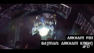 Batman: Arkham Knight #17 (THE KNIGHT´S BATMOBILE?)