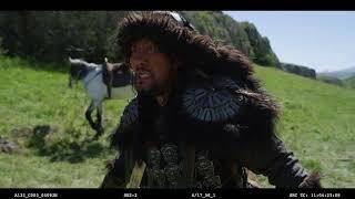 Бой Кобыланды батыра