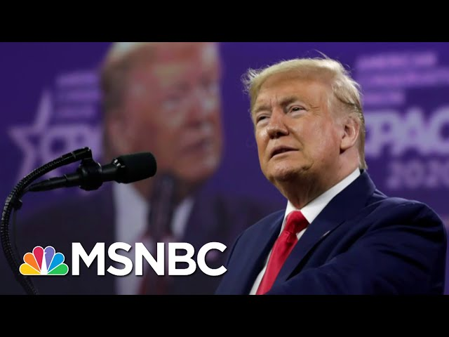 Why It Really Seems Like The GOP Is Still The Party Of Trump | The 11th Hour | MSNBC