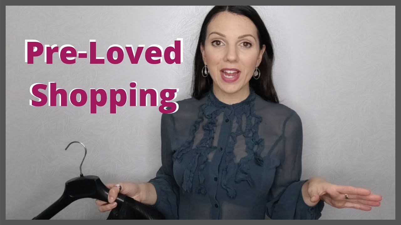 Pre-Loved Shopping - Fashion's Biggest Trend