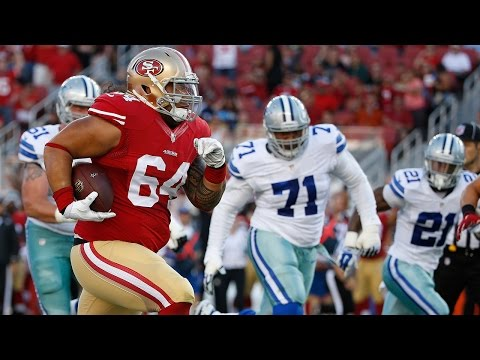 Cowboys vs. 49ers highlights - 2015 NFL Preseason Week 2